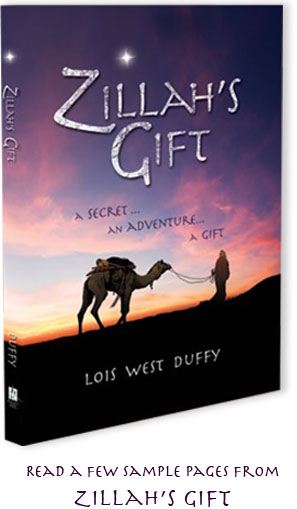 Zilla's Gift | Read a few sample pages